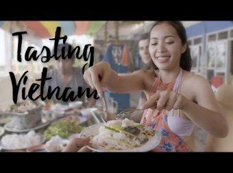 Michelle phan's food adventure