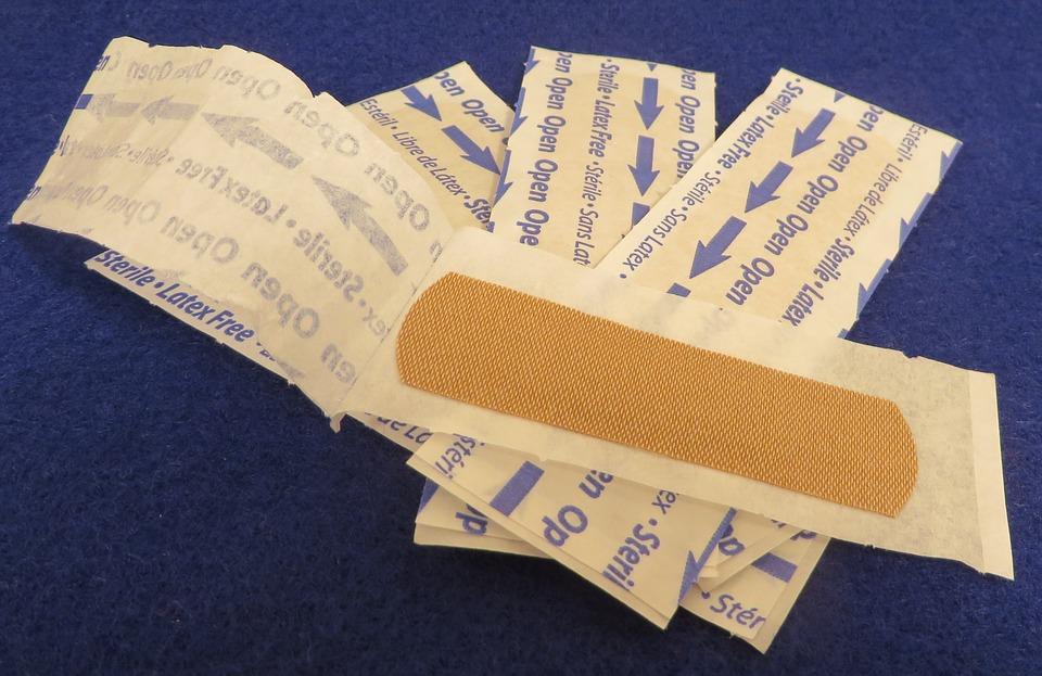 bandages-908873_960_720