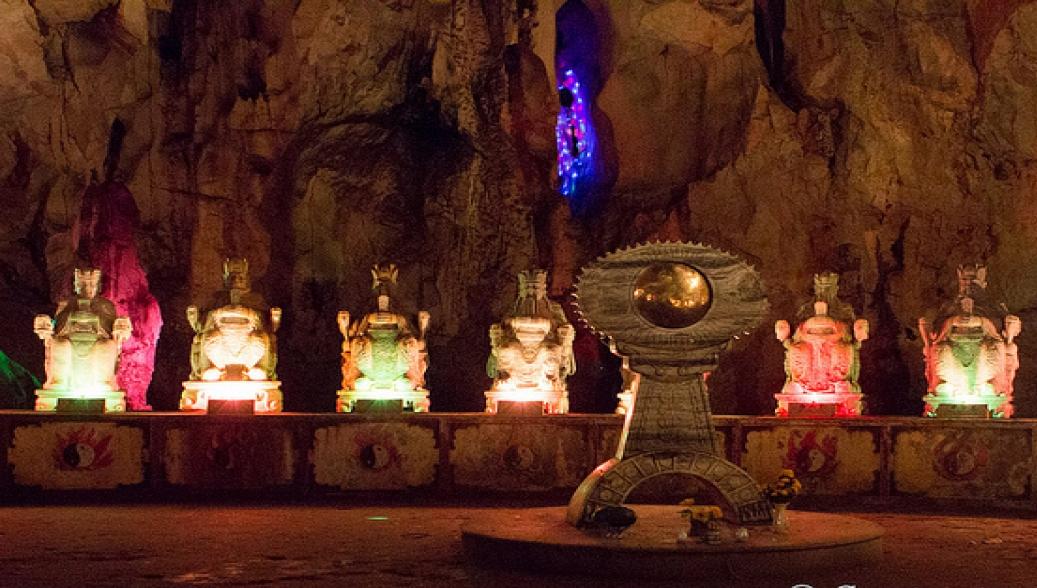 Peculiar attractions in vietnam