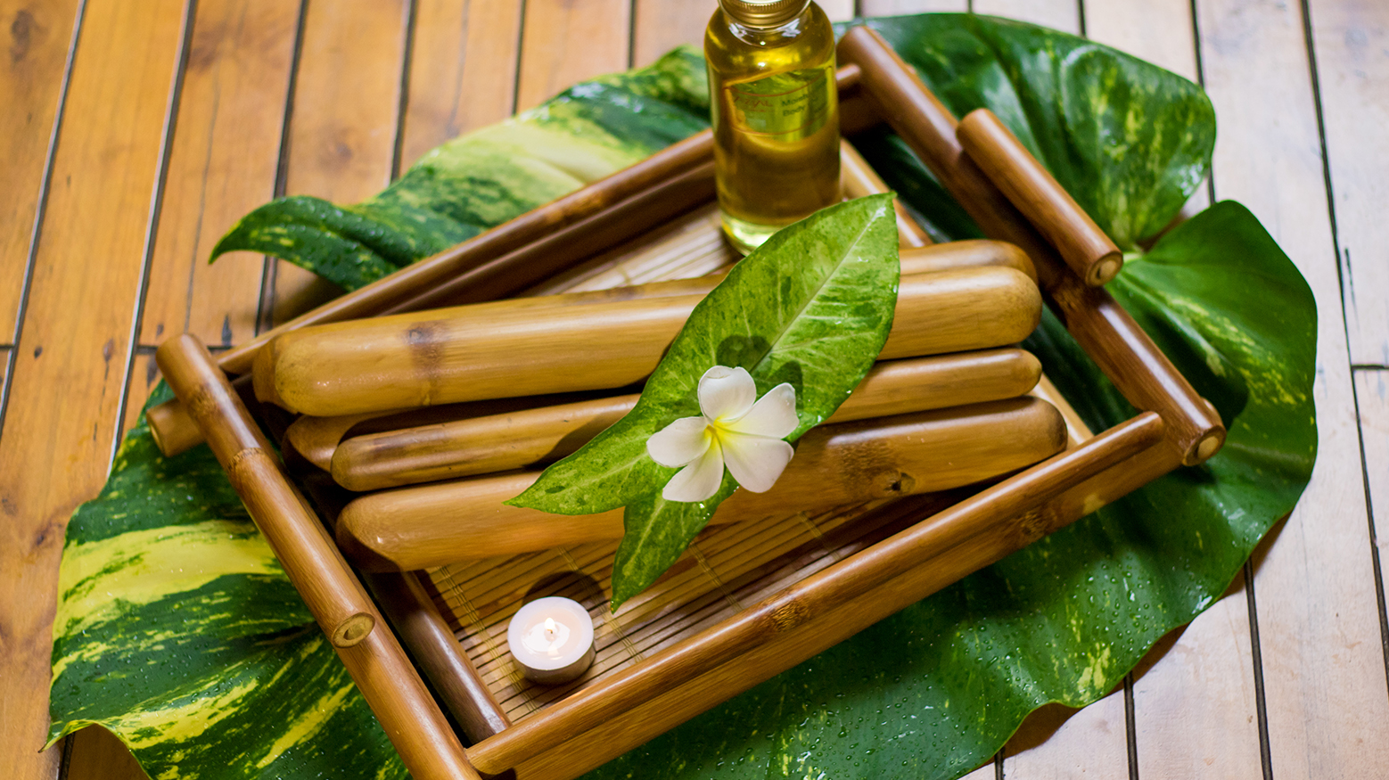 Bamboo Treatment (2)